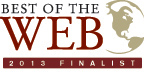 Best of the Web logo 2013
