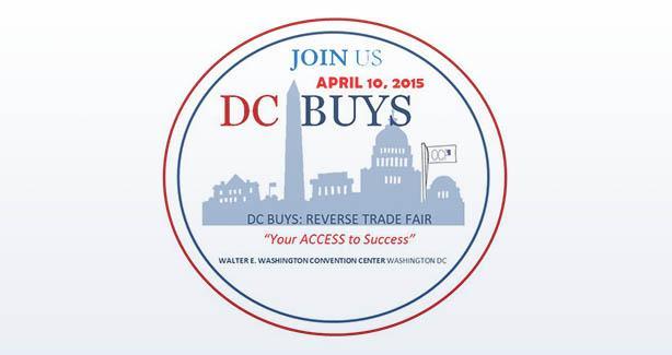 DC Buys: Reverse Trade Fair Logo