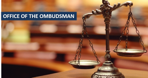 Office of the OCP Ombudsman Carousel Graphic