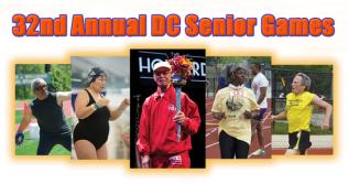2015 DC Senior Games