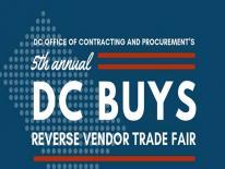 OCP's 5th Annual DC Buys Reverse Vendor Trade Fair